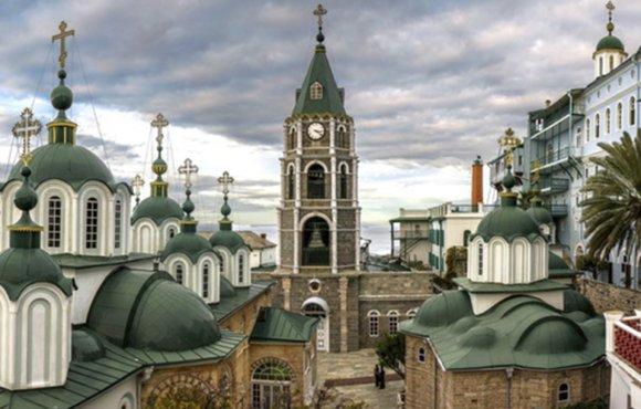 Свято Пантелеймонов монастырь